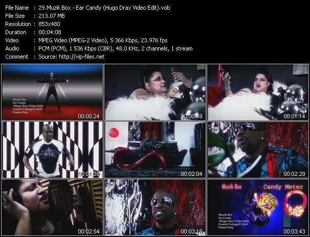 Muzik Box video screenshot
