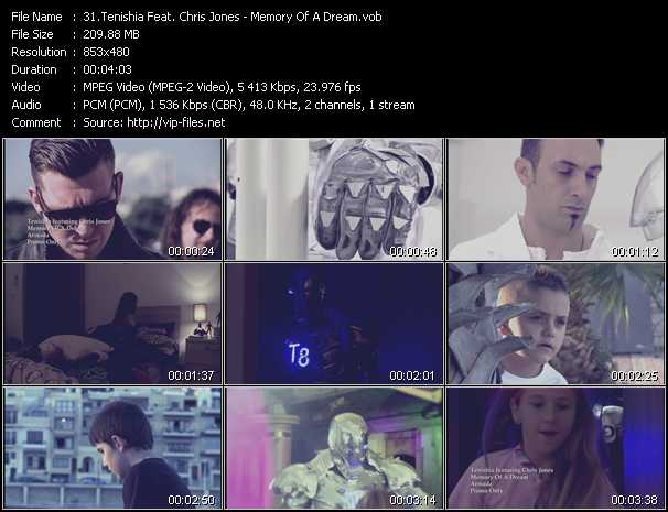 Tenishia Feat. Chris Jones video screenshot