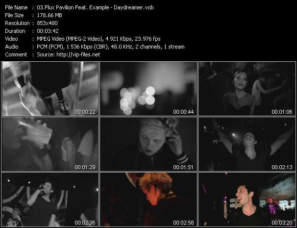 Flux Pavilion Feat. Example video screenshot