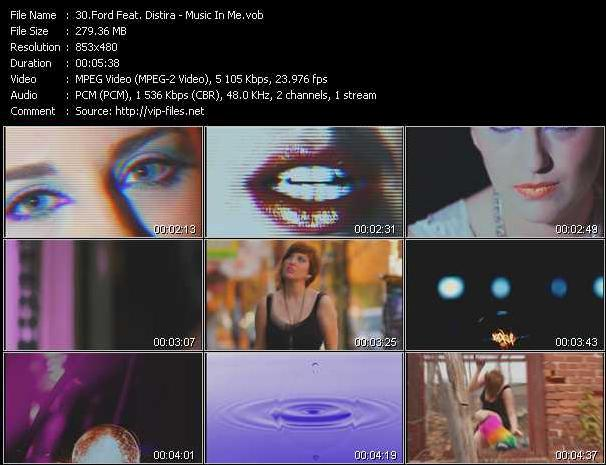 Ford Feat. Distira video screenshot