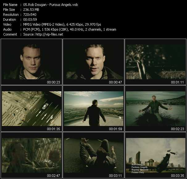 Rob Dougan video screenshot