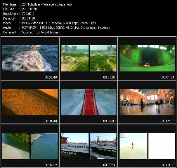 Nightflyer video screenshot