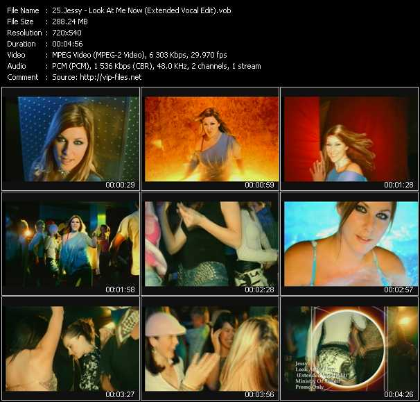 Jessy video screenshot
