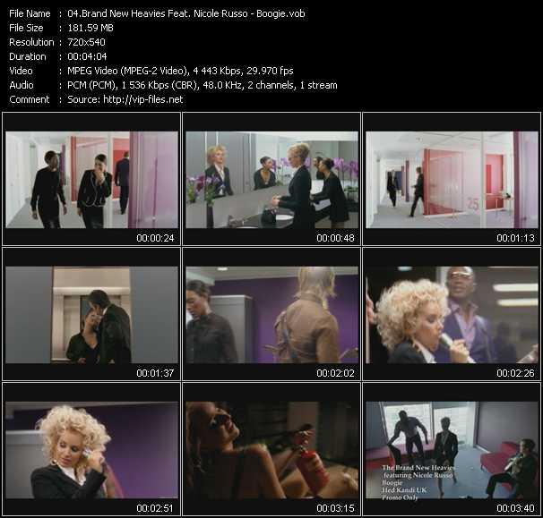 Brand New Heavies Feat. Nicole Russo video screenshot
