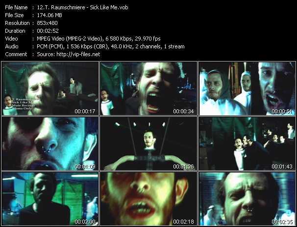 T. Raumschmiere video screenshot