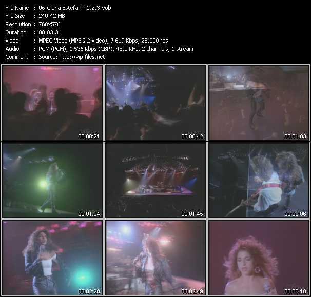 video 1-2-3 screen