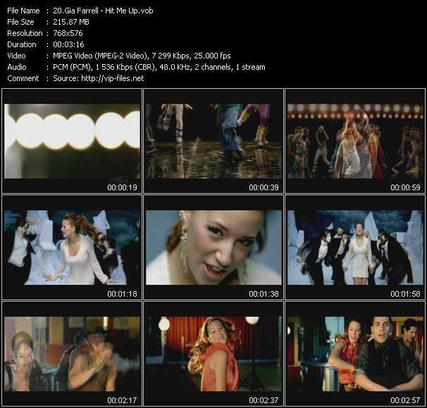 Gia Farrell video screenshot