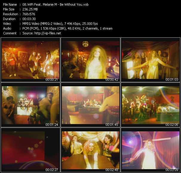 WiFi Feat. Melanie M video screenshot