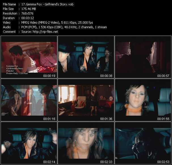 Gemma Fox video screenshot