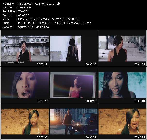 Jaimeson video screenshot