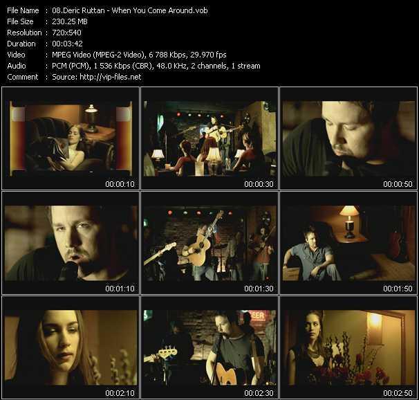 Deric Ruttan video screenshot