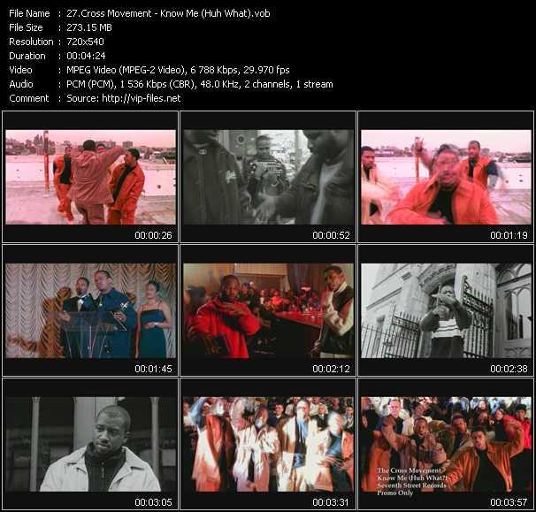Cross Movement video screenshot