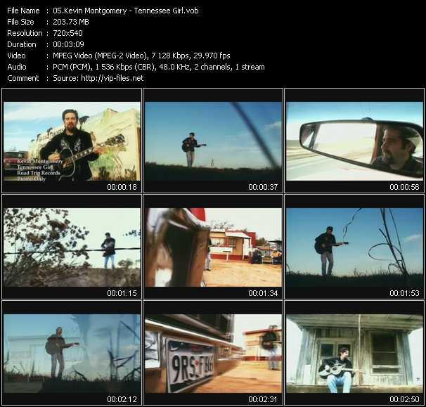 Kevin Montgomery video screenshot