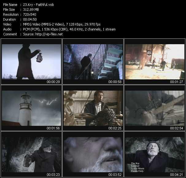 Kry video screenshot
