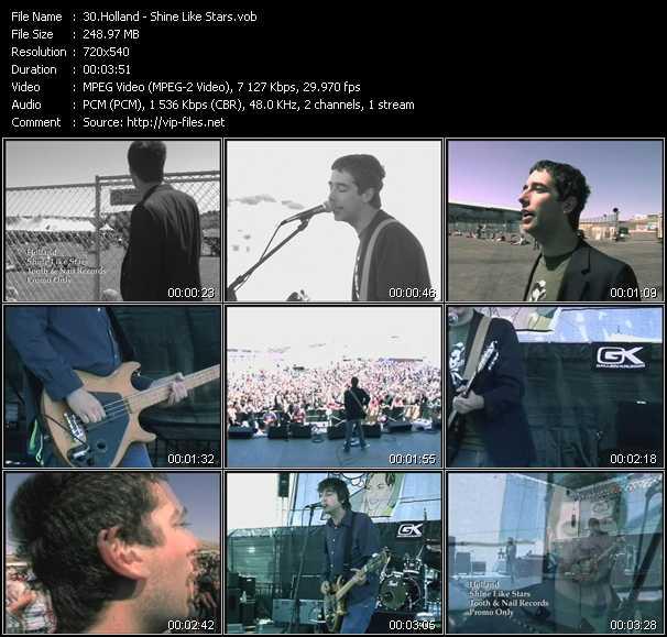 Holland video screenshot