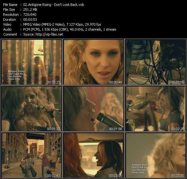 Antigone Rising video screenshot