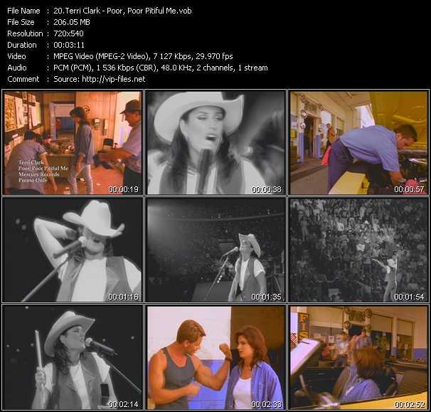 Terri Clark video screenshot