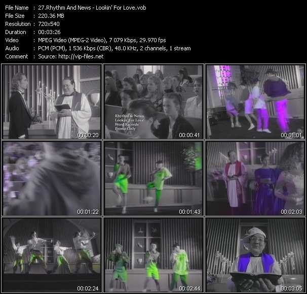 Rhythm And News video screenshot