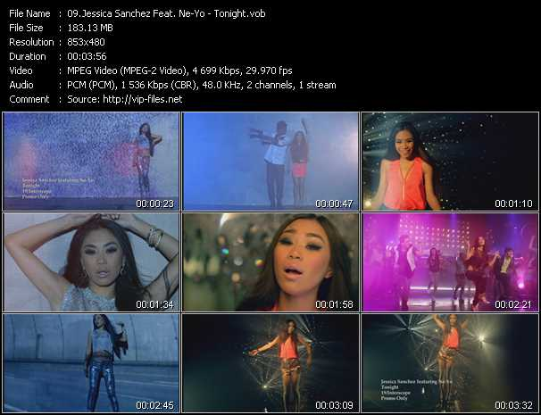 Jessica Sanchez Feat. Ne-Yo video screenshot