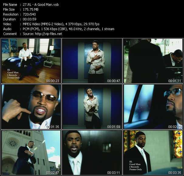 RL video screenshot