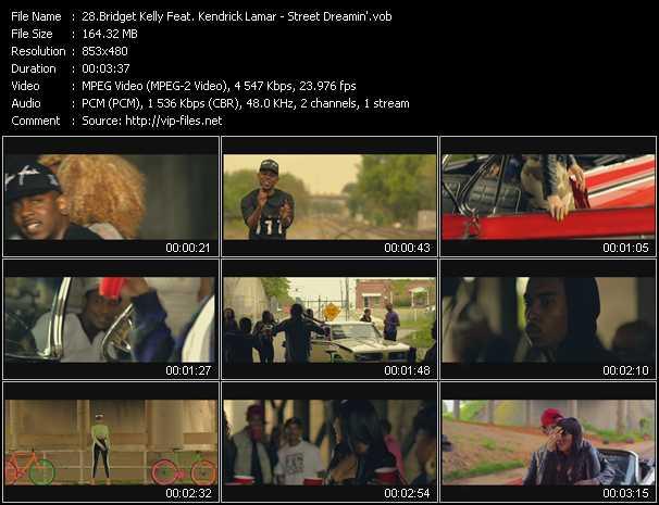 Bridget Kelly Feat. Kendrick Lamar video screenshot