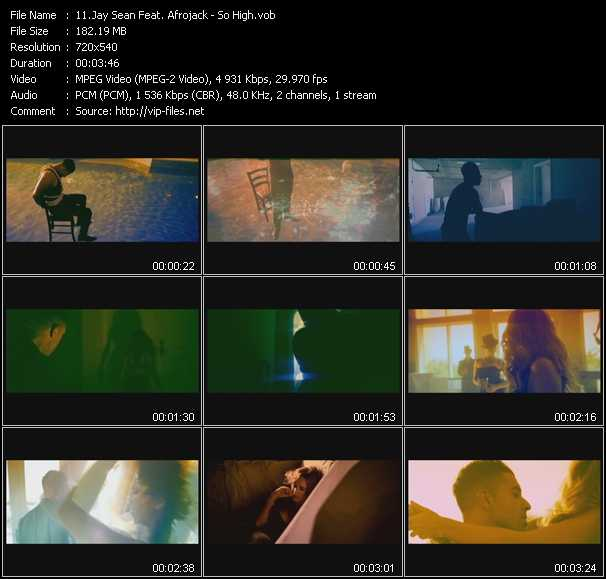 Jay Sean Feat. Afrojack video screenshot