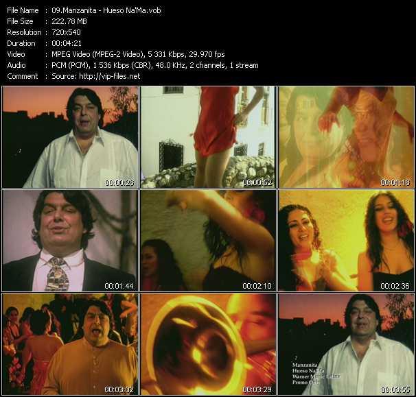 Manzanita video screenshot