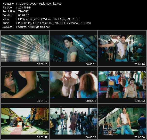 Jerry Rivera video screenshot