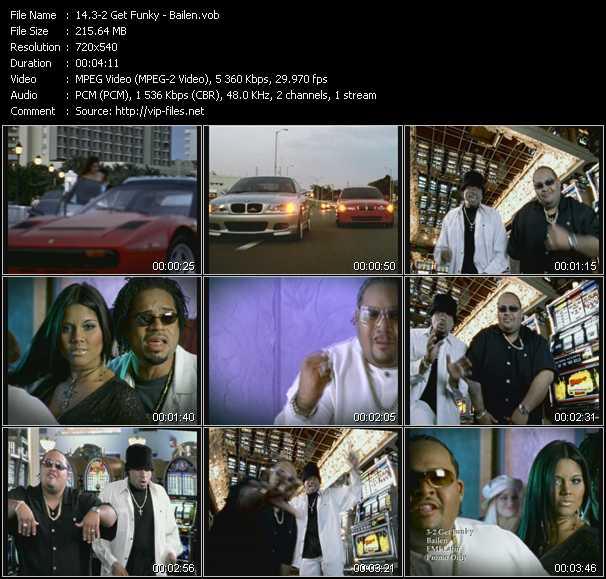 3-2 Get Funky video screenshot