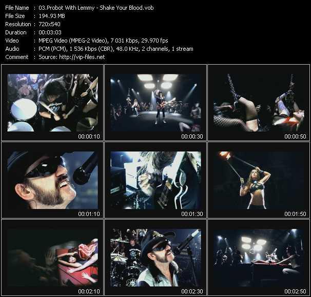 Probot With Lemmy video screenshot