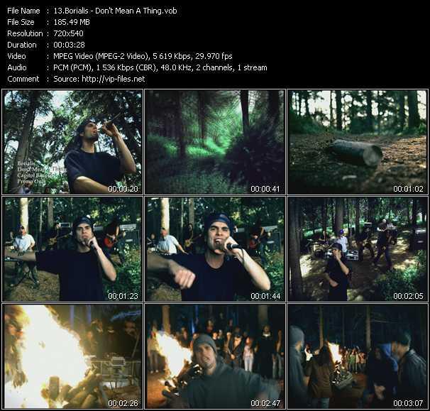 Borialis video screenshot