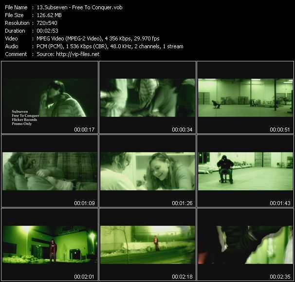Subseven video screenshot