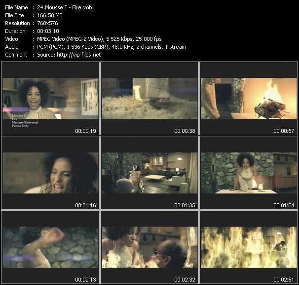Mousse T. video screenshot