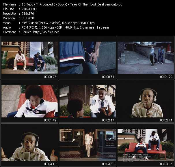 Tubby T (Produced By Sticky) video screenshot