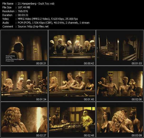 Hampenberg video screenshot