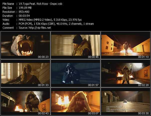 video Dope screen