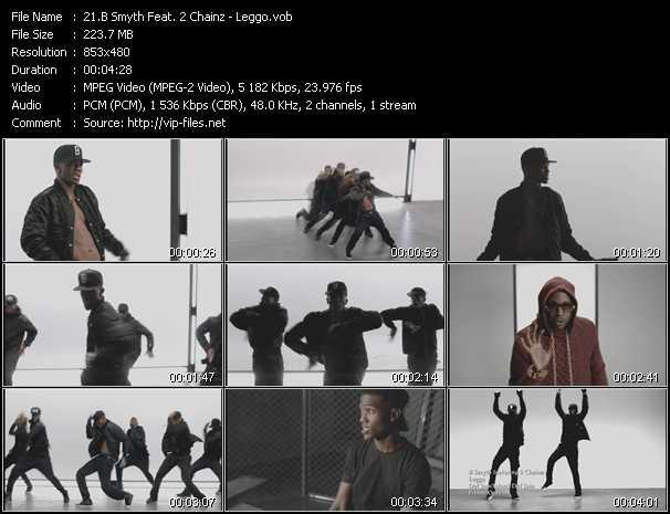 B Smyth Feat. 2 Chainz video screenshot