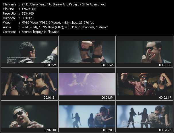 Dj Chino Feat. Fito Blanko And Papayo video screenshot