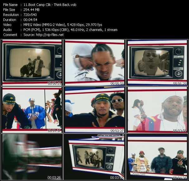 Boot Camp Clik video screenshot