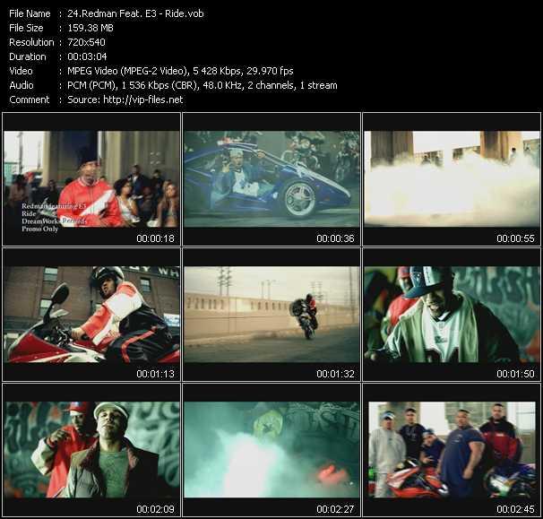 Redman Feat. E3 video screenshot