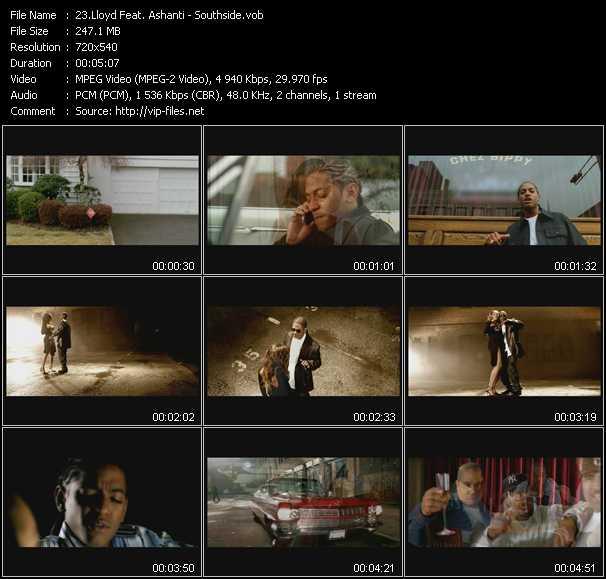 video Southside screen