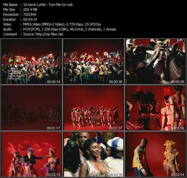 Kevin Lyttle video screenshot