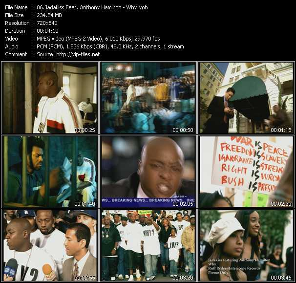 Jadakiss Feat. Anthony Hamilton video screenshot