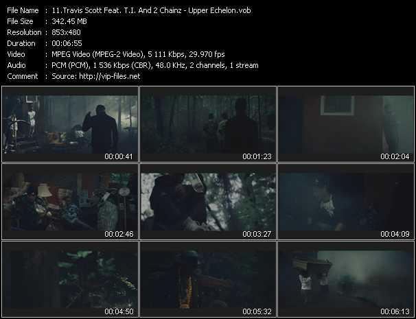 Travis Scott Feat. T.I. And 2 Chainz video screenshot