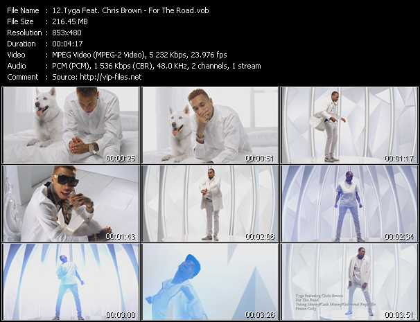 Tyga Feat. Chris Brown video screenshot