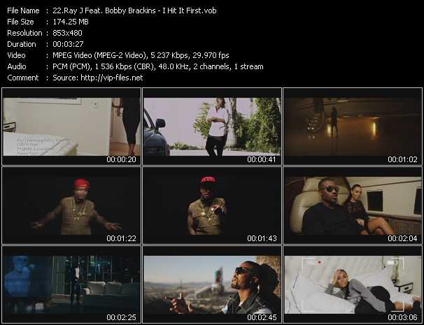 Ray J Feat. Bobby Brackins video screenshot