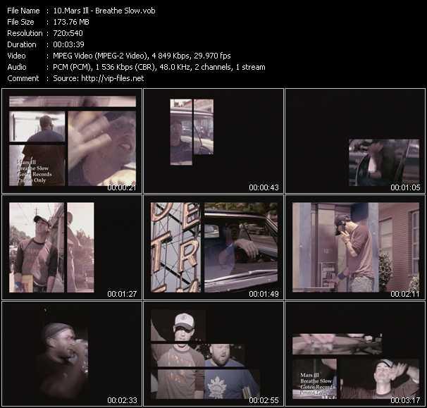 Mars Ill video screenshot