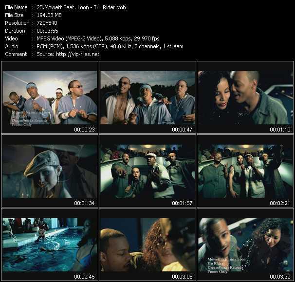 Mowett Feat. Loon video screenshot