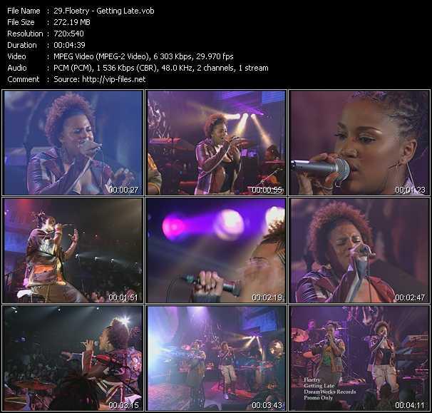 Floetry video screenshot