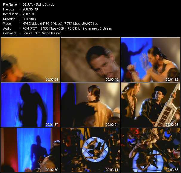 J.T. video screenshot
